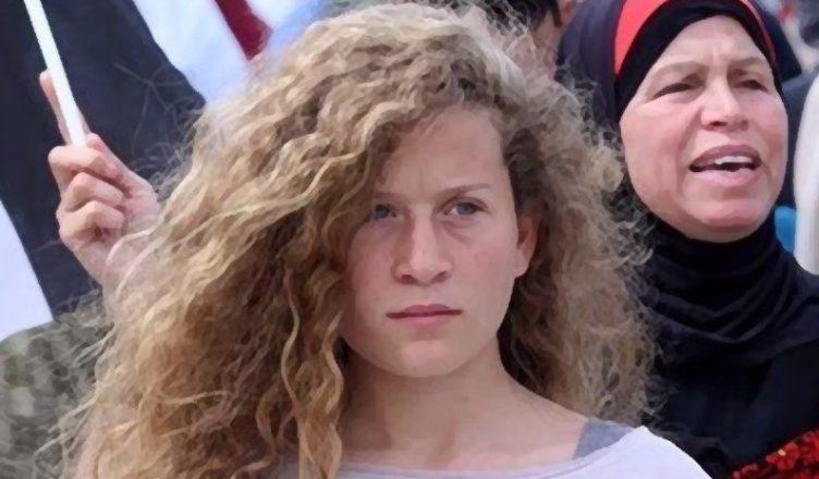 Amnesty eist onmiddellijke vrijlating Ahed Tamimi