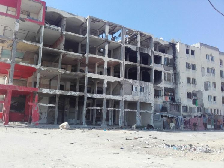 Beit Hanoun, Gaza
