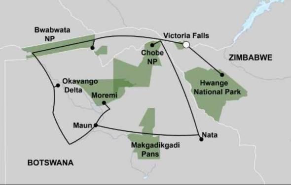 Botswana Wildlife Breakaway Map.gallery_image.26