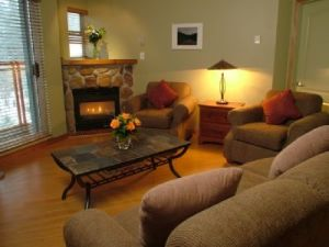 Luxury 2bed/2bath Whistler Village condo Photographs