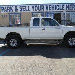 Truck For Sale 1996 Toyota Tacoma 4x4 Extended Cab In Lodi Stockton Ca Lodi Park And Sell