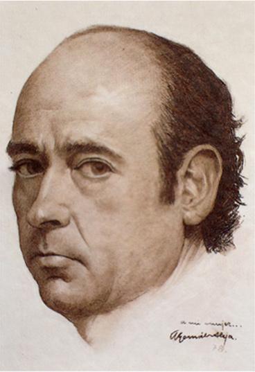 Angel González de la Aleja. Escritor