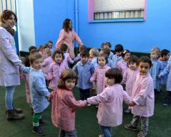 parque infantil colegio Milagrosa