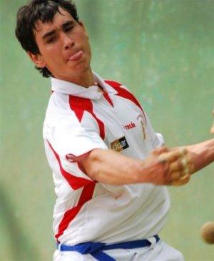 David Iturriaga. Todavía de aficionado