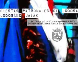 Cartel Fiestas Lodosa 2014
