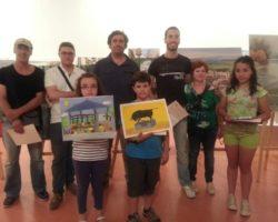LODOSA.Premiados Concurso de Pintura 2014