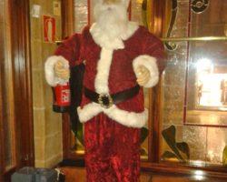 Papa-Noel-Lodosa