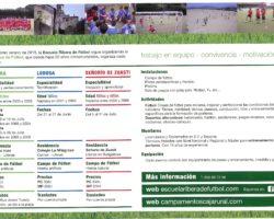 Oferta Campus de Fútbol