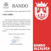 BANDOALCALDIA