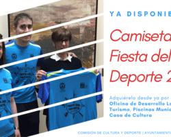 Camisetas_Fiesta del Deporte 2017