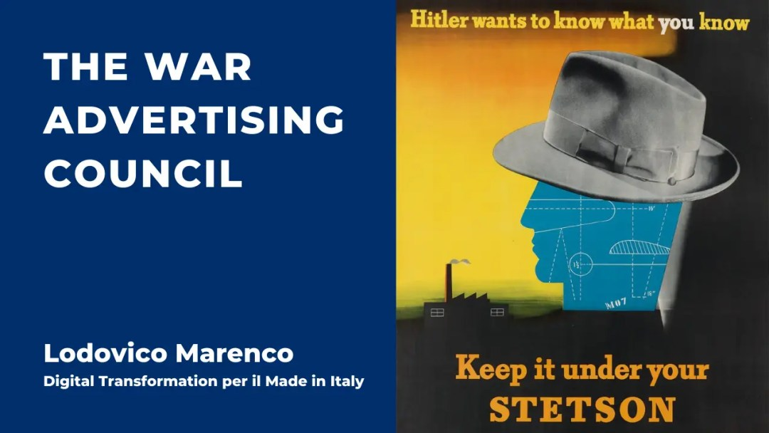 The War Advertising Council, Inc