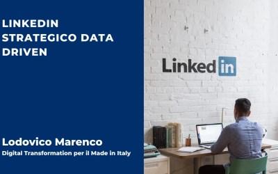 Linkedin Strategico Data Driven