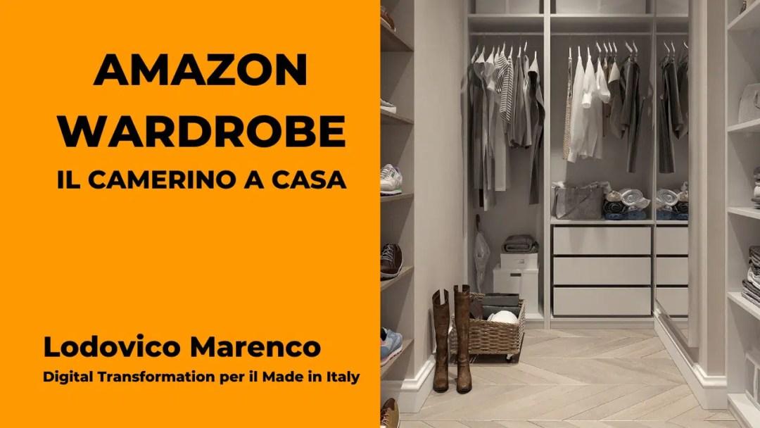 Amazon Wardrobe - Il camerino a casa