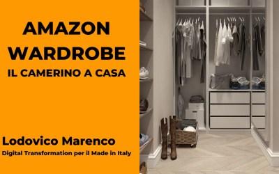 Amazon Wardrobe – Il camerino a casa