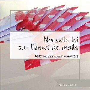 RGPD mailing