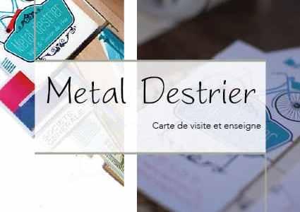 [client Loé] METAL DESTRIER Boutique vélo et salon de thé à Tullins !