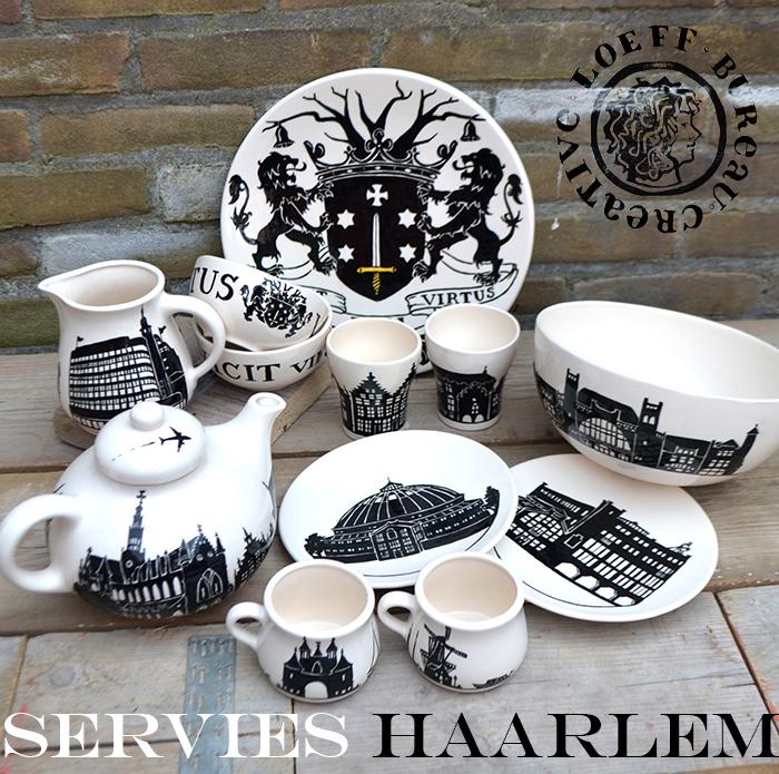 Haarlem Servies copy