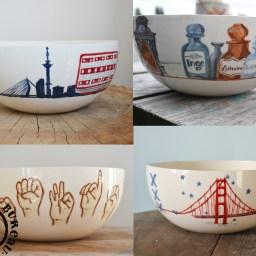 Grote Schalen / Big Bowls