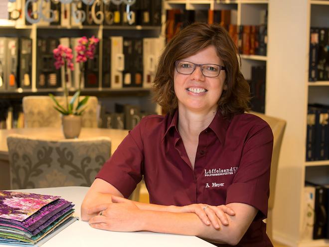 Astrid Meyer - Assistenz der Geschäftsführung & Kundenberatung