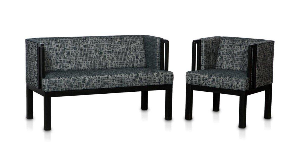 Sofa Lö1920 schwarz