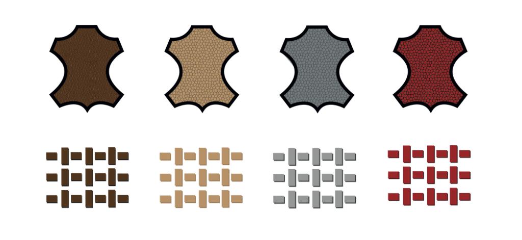 Leder oder Stoff - Welcher Bezug eignet sich für Polstermöbel besser?
