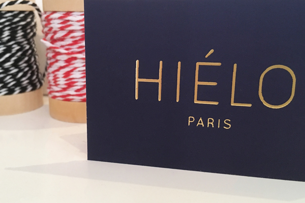 hielo paris, boutique atelier