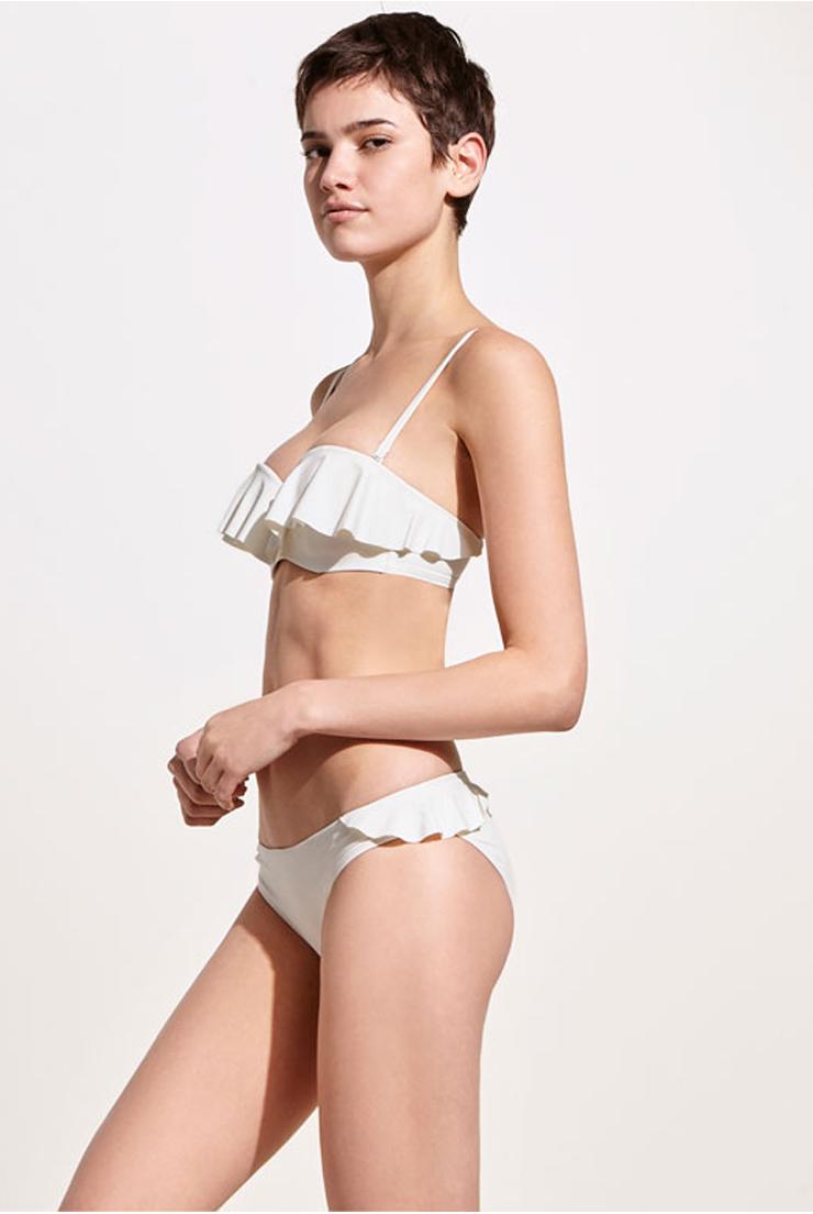 maillot-de-bain-volants-oysho-blanc
