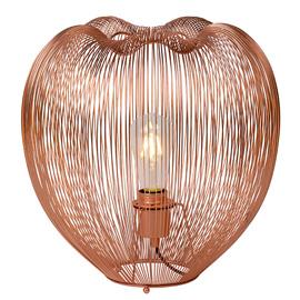 lampe-a-poser-castorama-rose-gold