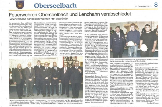 14.12.2012 Artikel