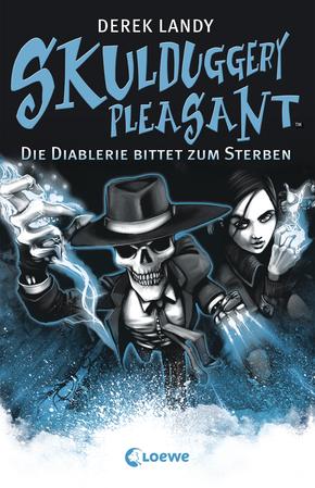 Skulduggery Pleasant – Die Diablerie bittet zum Sterben