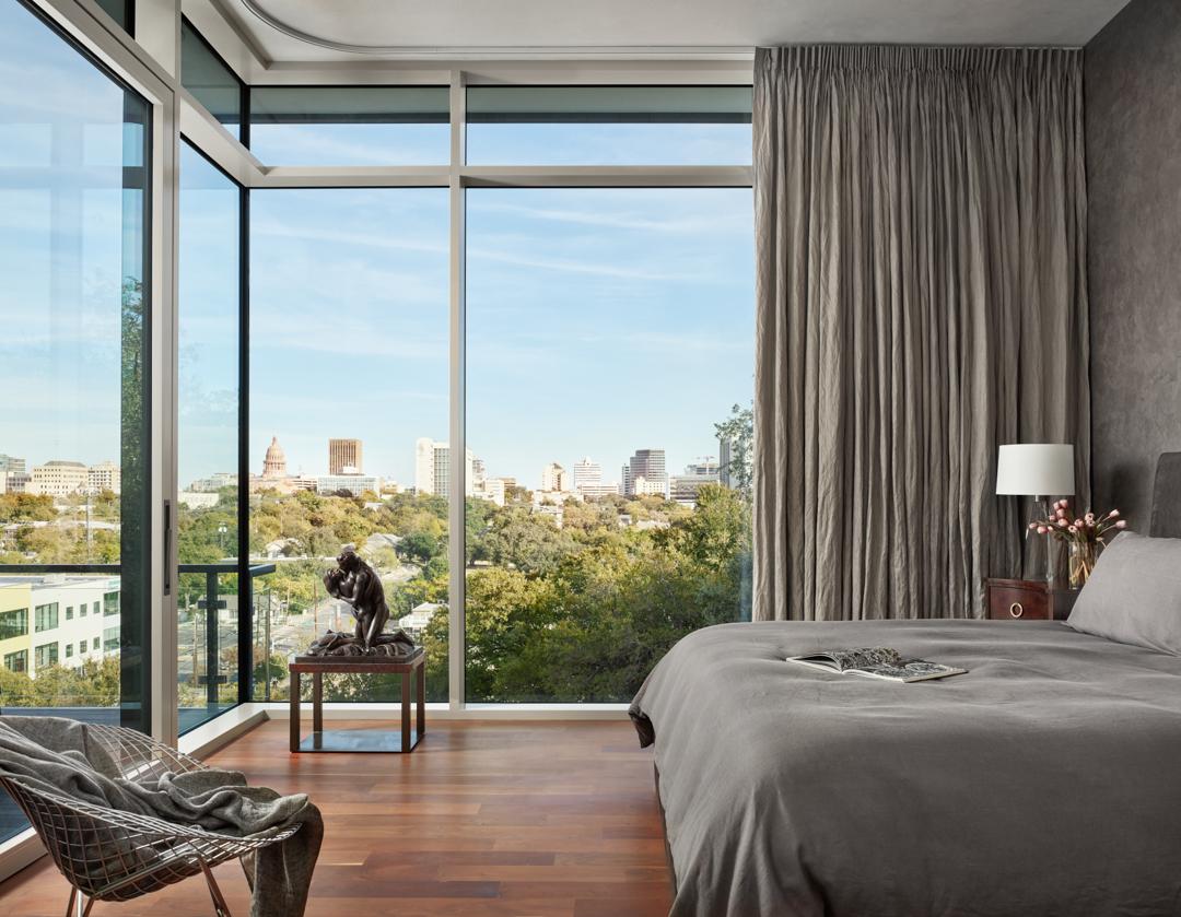 curtain wall loewen windows