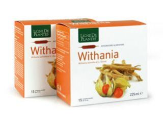 withania tonico adattogeno