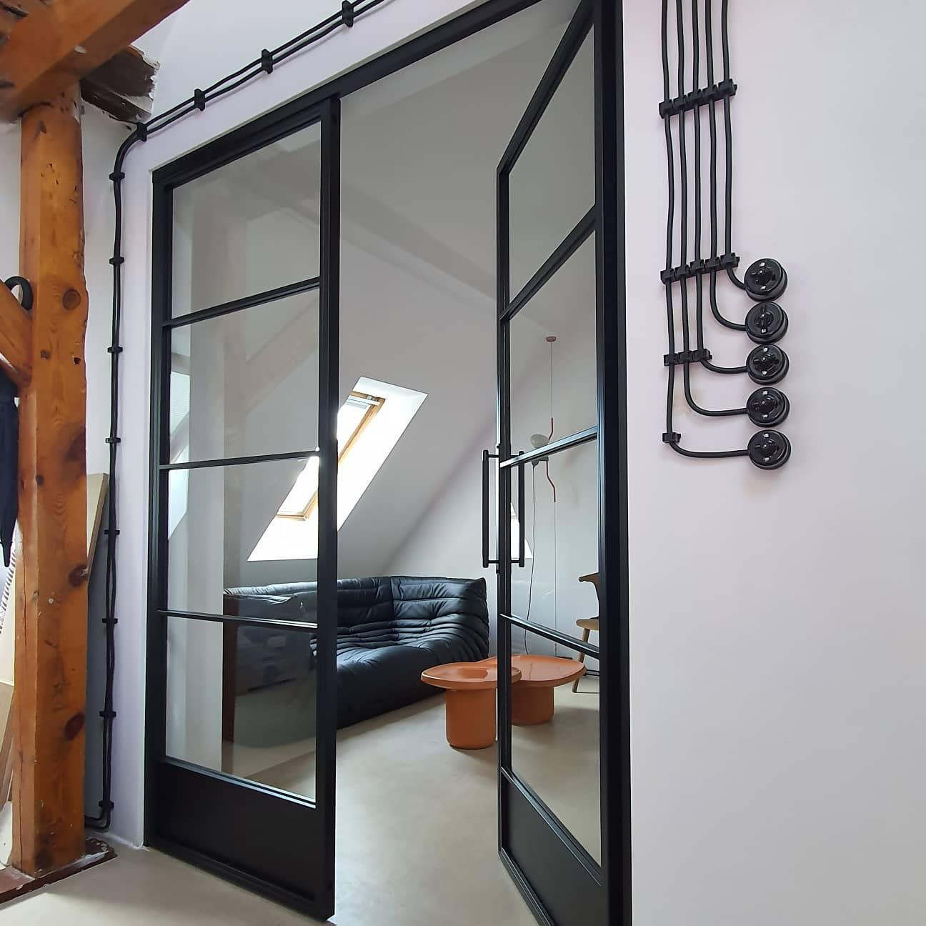 Drzwi loftowe Trójmiasto