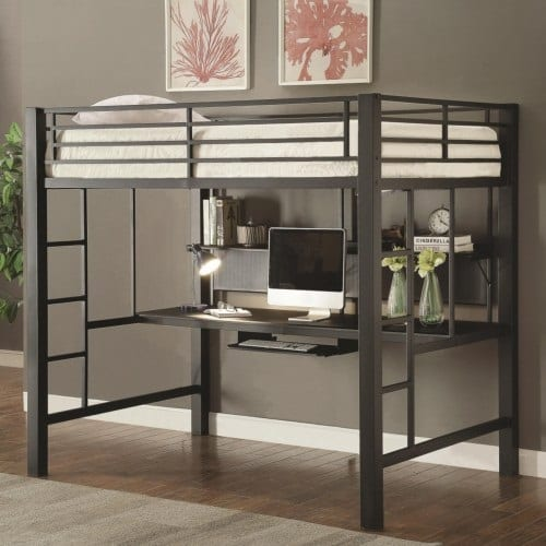 why loft beds for teens are more