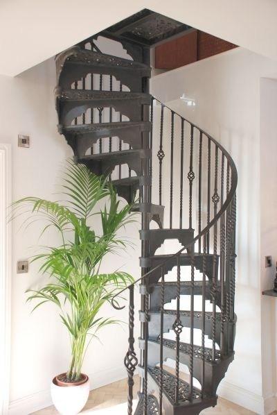 Feature Loft Centre Victorian Cast Iron Spiral Staircase | Cast Iron Spiral Staircase Cost | Outdoor Modern | Shenzhen | Stair Case | Wrought Iron | Low Cost