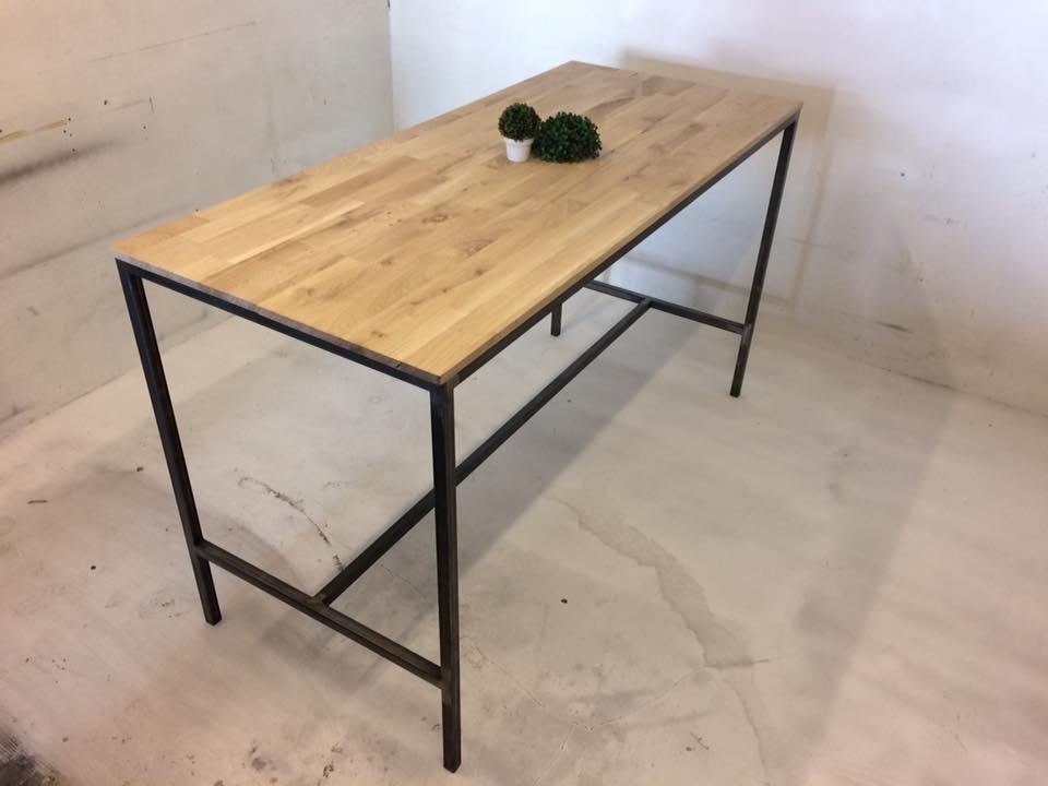 TABLE HAUTE INDUSTRIEL
