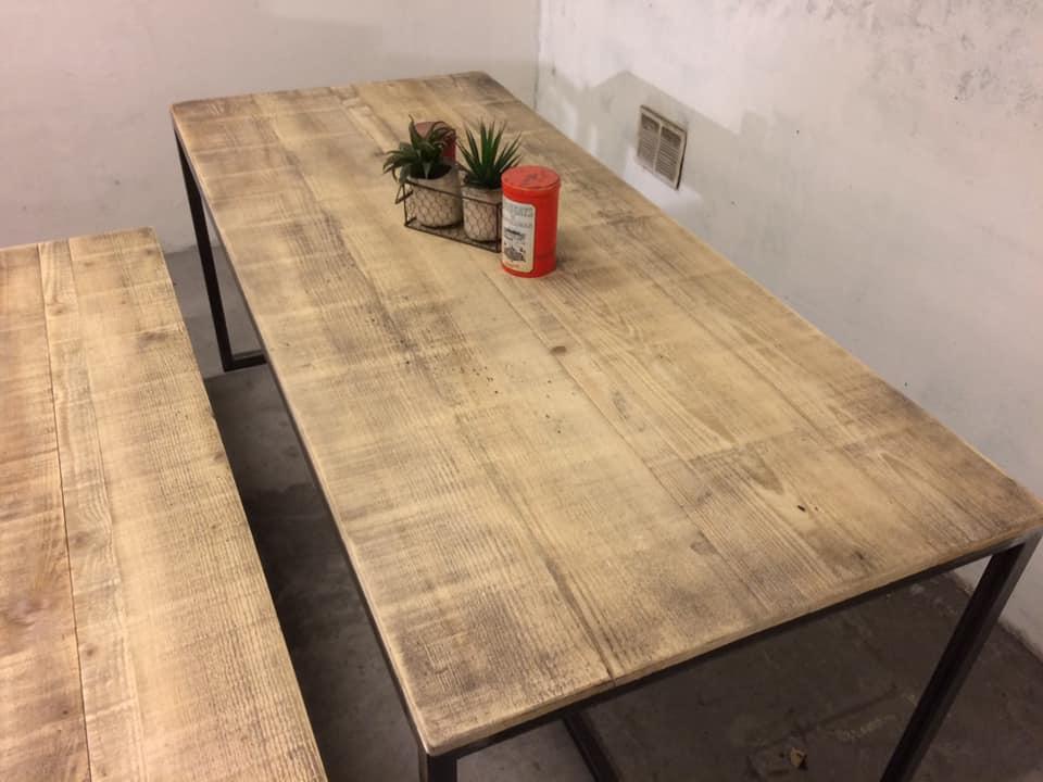 Table industriel