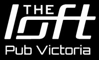 The Loft Pub Victoria Logo