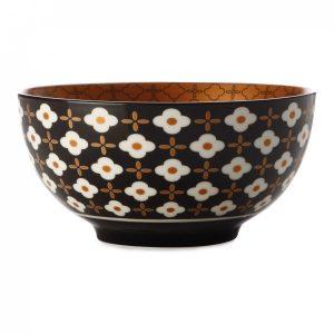 CHRISTOPHER VINE Marigold Bowl – White Flower (15.5cm) CV60115