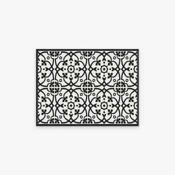 Telkì Milano | Set 2 Pezzi Tovagliette Decorative 33x44 Cm Liberty L