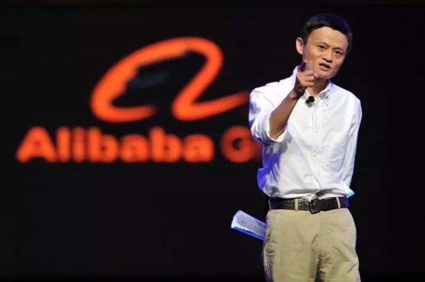 Jack Ma from Alibaba