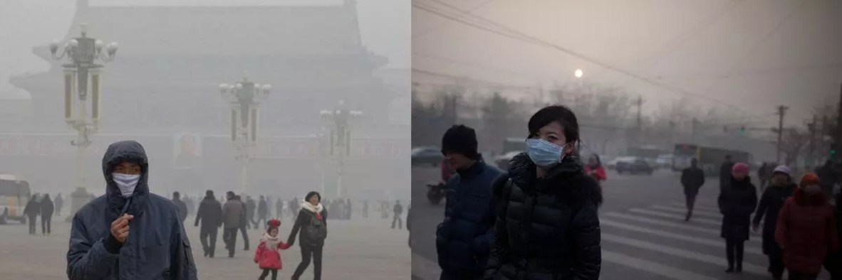 Chinese Cities With Heavy Pollution Need Electric Cars