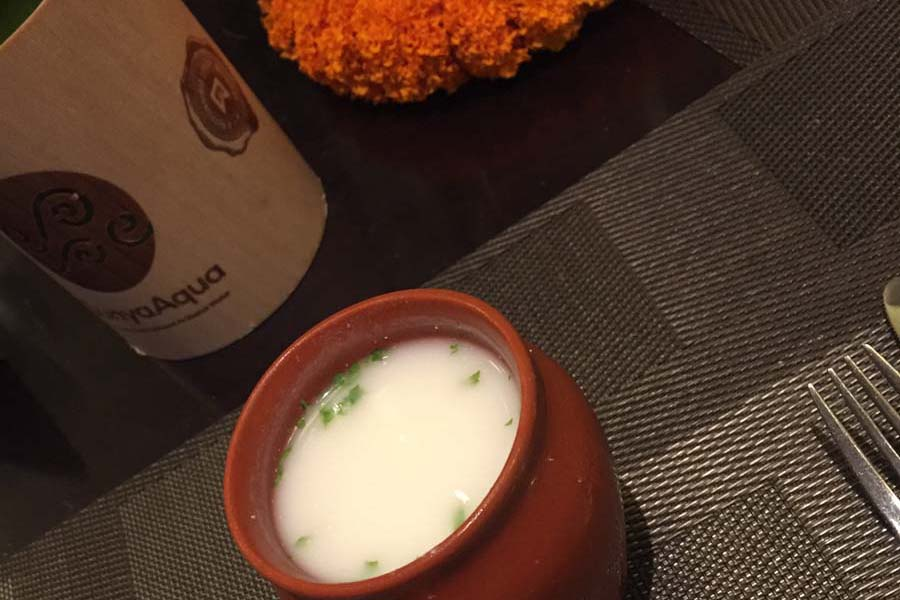 ITC GARDENIA-cubbon pavilion presents SATTVA- honestly vegetarian