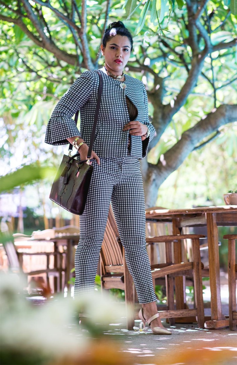 Gingham fashion trends2