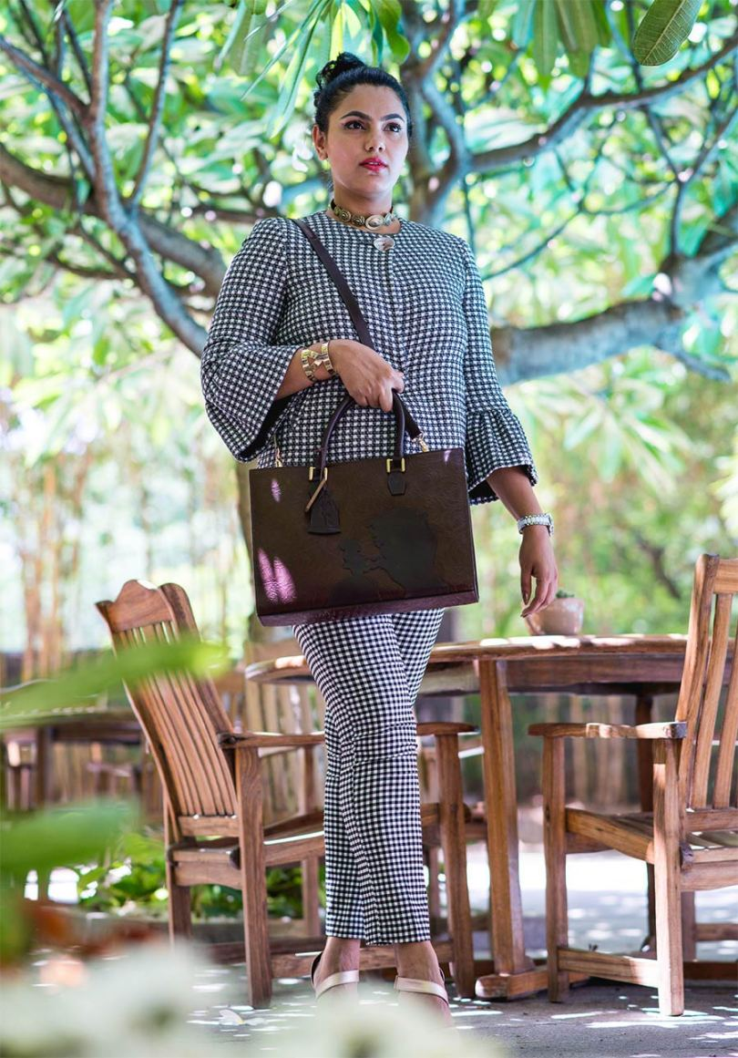 Gingham fashion trends4