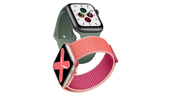Apple Watch Series 5 (PRODUCT) RED