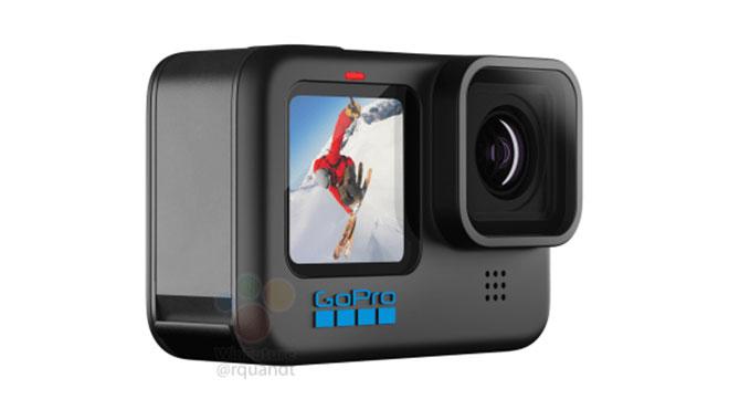 GoPro Hero 10 Black aksiyon kamerası