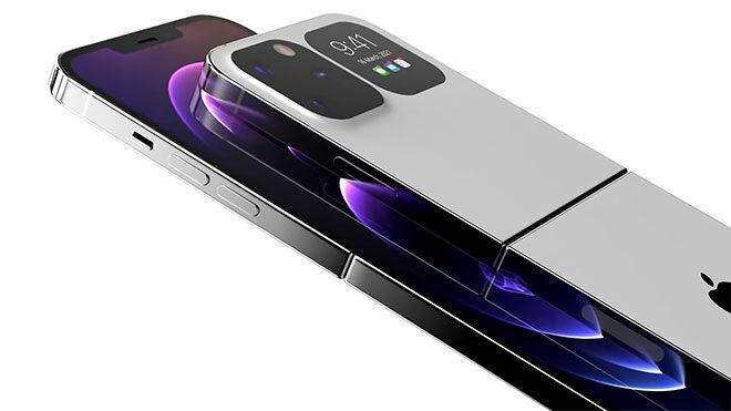 Apple katlanabilir telefon