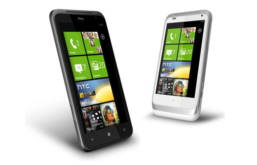 HTC Titan - HTC Radar