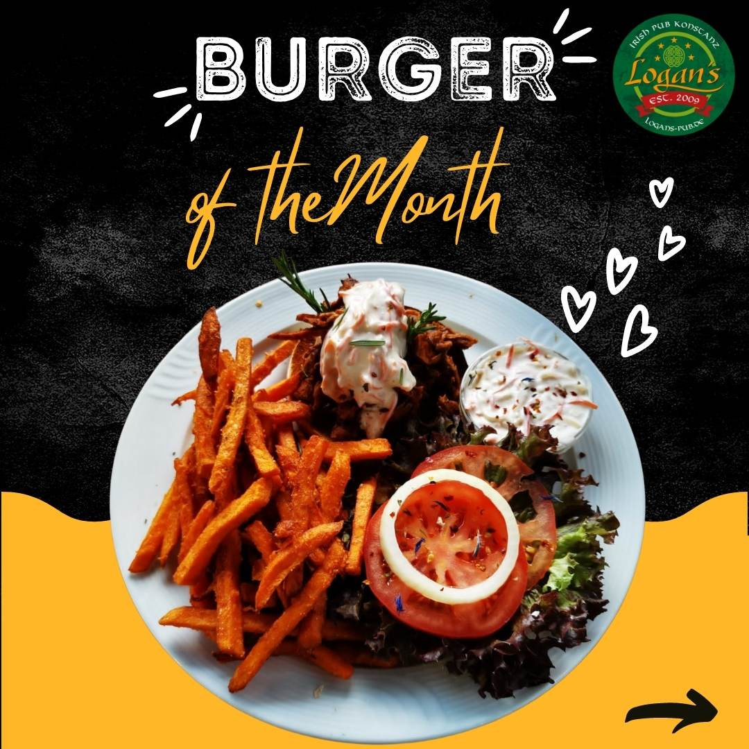Burger of the Month